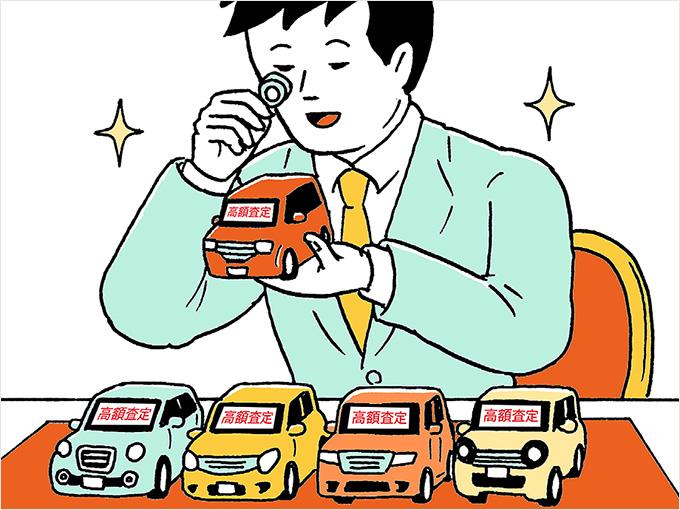 軽自動車を買取店に高く売る、たった1つのポイント:車買取・車査定 ...