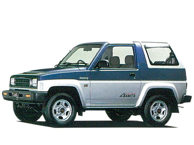 ダイハツ新型SUVの名称はロッキー!? 今秋の東京モーターショーで