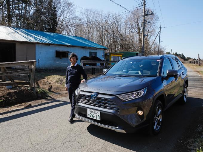 【試乗】新型 トヨタ RAV4│オンロードでも楽しく、オフロードはもっと楽しく走れる本格SUV