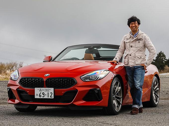 【試乗】BMW Z4│オープンであることすら忘れさせる剛性の高い本格スポーツカー