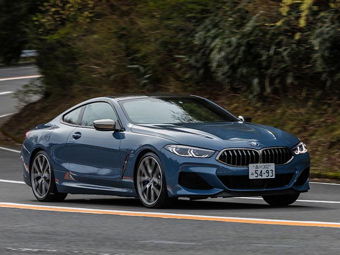 【試乗】新型 BMW 8シリーズ│現時点で最高のグランツーリスモだ!