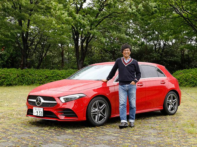 【試乗】新型 メルセデス・ベンツ A200d│クリーンディーゼル搭載車「A200d」がAクラスの本命だ!!
