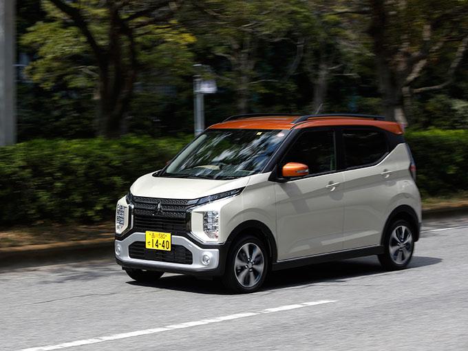 【新型】三菱 eKクロス|SUVテイストを前面に押し出した新感覚軽ワゴン