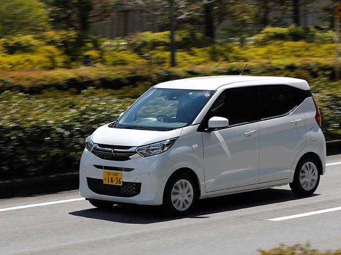 【新型】三菱 eKワゴン|使いやすさを追求したベーシック軽