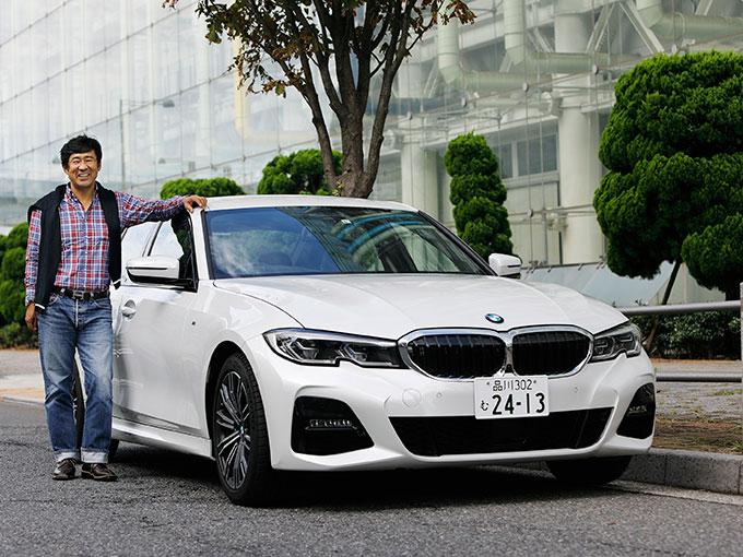 【試乗】新型 BMW 3シリーズ  Mスポーツ ディーゼルターボ│ディーゼルの良さを存分に生かしたスポーツセダン
