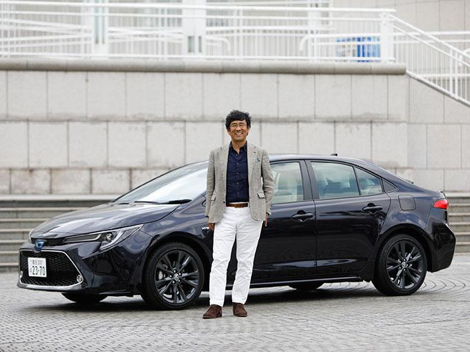 【試乗】新型 トヨタ カローラ|イメージ一新! 欧州で育て上げられた新世代セダン