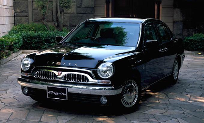 1000台限定生産の絶滅危惧車トヨタ オリジンは、トヨタの職人芸を駆使した小さな高級車だった!:特選車|日刊カーセンサー
