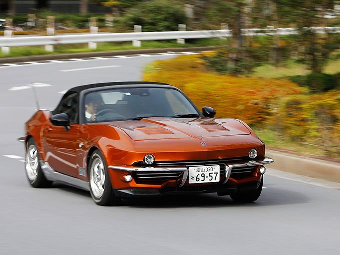 【試乗】光岡自動車 ロックスター|ベースのロードスターと異なりゆったりとしたドライブが似合う