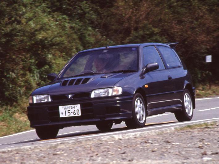 【発掘! あの頃の試乗レポート Vol.2 】1990年 日産 パルサーGTI-R|超パワフルなのに安定した走り やはり230馬力はハンパじゃない