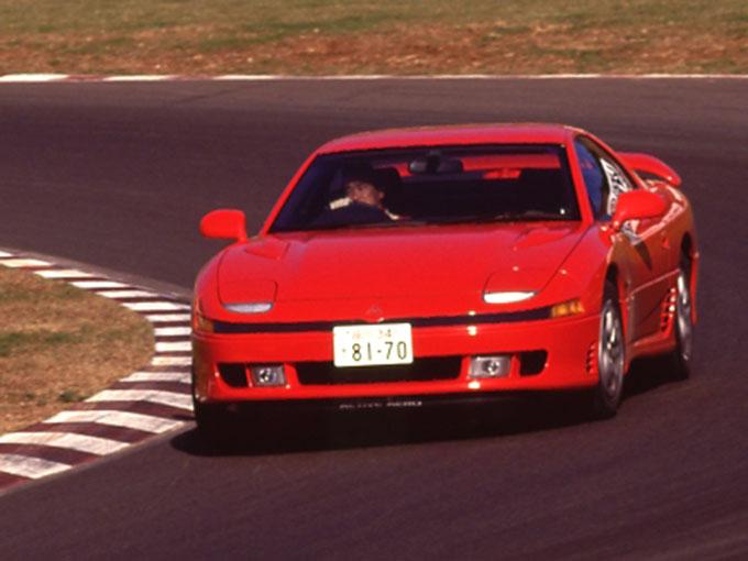 【発掘! あの頃の試乗レポート Vol.3 】1990年 三菱 GTO|280馬力を生かす4WDの走りが魅力!