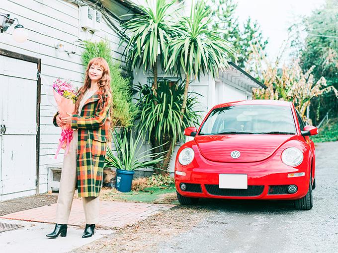 【車選びのヒントを探るインタビュー】モデル・ミュージシャンのタカハシマイは「使うシーンを想像してワクワクするイメージが湧いたら、買う」