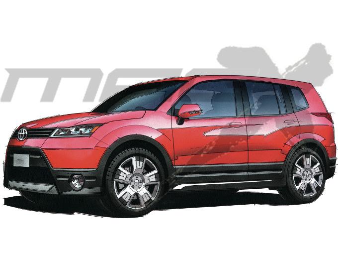 キーワードは「地方男子」。トヨタの新SUV:旬ネタ|日刊カーセンサー