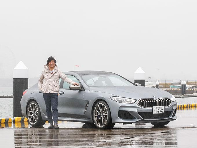 【試乗】BMW 8シリーズグランクーペ M850i xドライブ│長距離は大得意! とにかくエレガントな4ドアクーペ