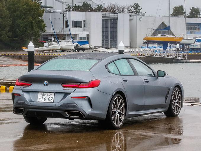 BMW 8シリーズグラクーペ
