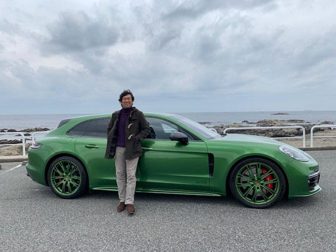 【試乗】ポルシェ パナメーラスポーツツーリスモ GTS│ワゴンながらその名に恥じない運動性能の高さがたまらない