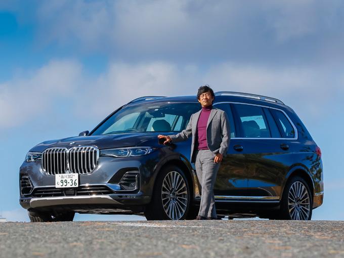 【試乗】新型 BMW X7|500km以上の道のりでも駆けぬける歓びが絶えず湧き上がるラグジュアリーSUV