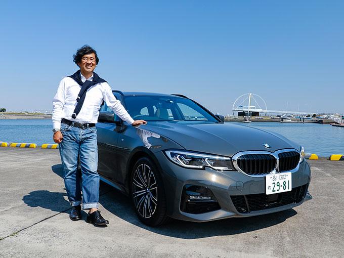【試乗】BMW 3シリーズツーリング 320d xドライブ ツーリングMスポーツ│軽快なハンドリングのワゴンにディーゼルの組み合わせは◎
