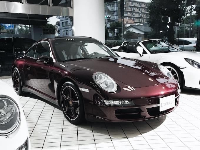 997型ポルシェ 911 タルガ4にただよう「名品中古車」の濃厚なる予感【NEXT EDGE CAR】