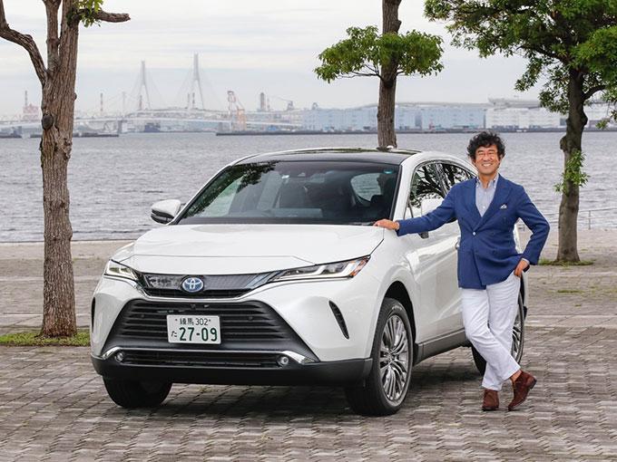 【試乗】新型 トヨタ ハリアー|価格と高級感がバランスし、デザインと走りがともに成熟