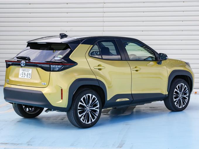 ヤリスクロス 価格 トヨタ
