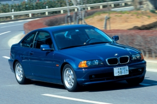 BMW 318Ci 走り|ニューモデル試乗