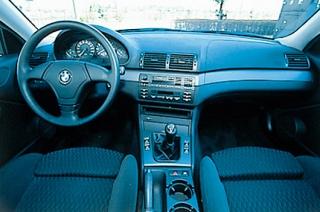 BMW 318Ci インパネ|ニューモデル試乗
