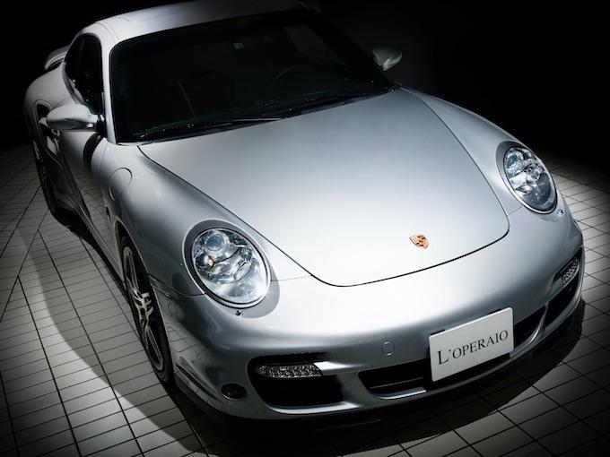 現実的予算でスーパーなカーが欲しい? ならば997型ポルシェ 911ターボでどうだ!【NEXT EDGE CAR】