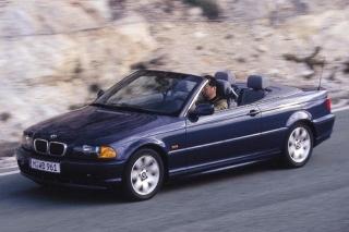 BMW 323Ci カブリオレ 走り ニューモデル試乗