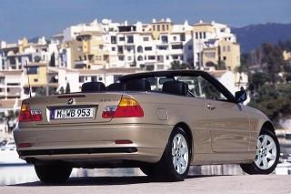 BMW 323Ci カブリオレ リアスタイル ニューモデル試乗