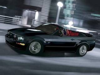 フォード マスタング V8 GT コンバーチブル RED HOT|ニューモデル速報