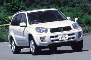 トヨタ RAV4 走り ニューモデル試乗