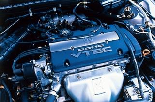 ホンダ アコードワゴン SiR 4WD エンジン|ニューモデル試乗