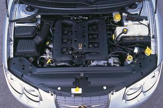 クライスラー 300M エンジン|ニューモデル試乗