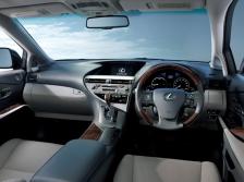 レクサス RX450h インパネ|ニューモデル速報