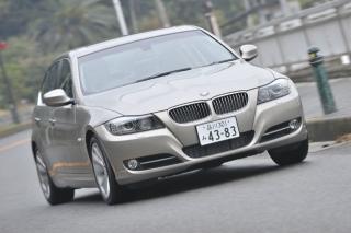 BMW 3シリーズ 走り|ニューモデル試乗