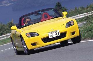 ホンダ S2000 走り ニューモデル試乗