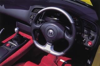 ホンダ S2000 インパネ ニューモデル試乗