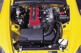 ホンダ S2000 エンジン ニューモデル試乗