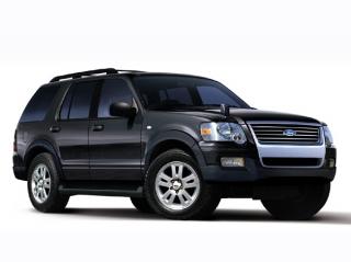 フォード エクスプローラー XLT エクスクルーシブ|ニューモデル速報