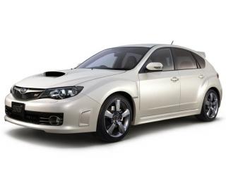 スバル インプレッサハッチバック WRX STI A-Line|ニューモデル速報