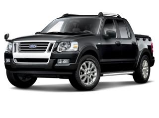 フォード エクスプローラー スポーツトラック|ニューモデル速報