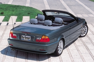 BMW 330i カブリオーレ リアスタイル|ニューモデル試乗