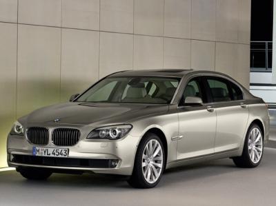 BMW 7シリーズ|ニューモデル速報