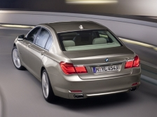 BMW 7シリーズ リアスタイル|ニューモデル速報