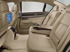 BMW 7シリーズ リアシート|ニューモデル速報
