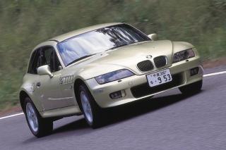 BMW Z3クーペ 3.0i 走り|ニューモデル試乗