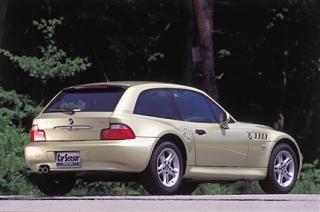 BMW Z3クーペ 3.0i リアスタイル|ニューモデル試乗