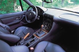 BMW Z3クーペ 3.0i インパネ|ニューモデル試乗