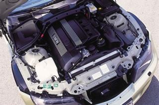 BMW Z3クーペ 3.0i エンジン|ニューモデル試乗