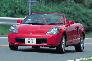 トヨタ MR-S 走り|ニューモデル試乗